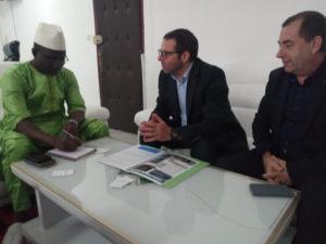 Mise en place du plan de coopération - Flipo Afrique Energia