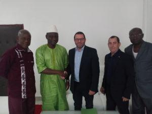 Plan de coopération pour la formation en génie-électrique en Guinée