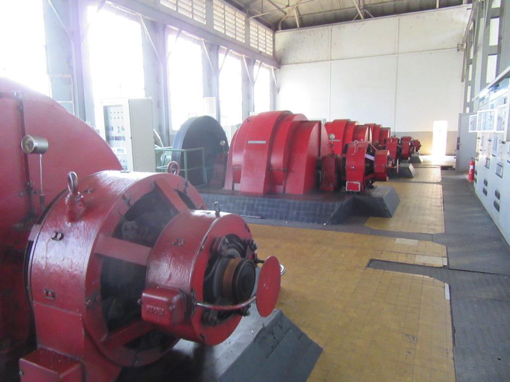 machines tournantes en Afrique - Flipo Afrique Energie